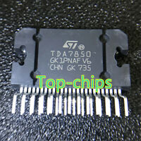 2 PCS TDA7850 Audio Power Amplifier IC ST ZIP-25 TDA7850 IC
