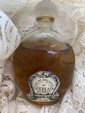 """Vintage Hard to Find""""Guerlain"""" MITSOUKO~EDT 3 Fl Oz-90% Full Crystal Stopper"""