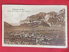 RARA CART. di BOLOGNANO di ARCO TRENTO verso RIVA LAGO di GARDA - x TRODENA 1932