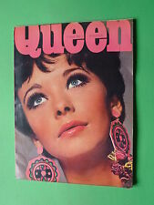 QUEEN magazine 1 March 1967 Arden Elizabeth Anderson David Anthony Stella Aster