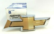 2010-2015 Chevrolet Equinox rear liftgate hatch gold Bowtie Emblem new OEM