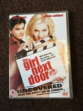 COMEDY = THE GIRL NEXT DOOR - ELISHA CUTHBERT EMILE HIRSCH = VGC CERT 15
