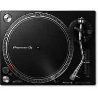 Pioneer PLX-500 Direct Drive DJ Turntable - Black