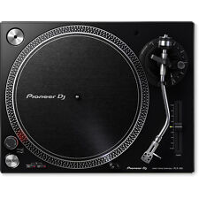Pioneer PLX-500 Direct Drive DJ Turntable - Black +Picks