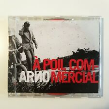 ARNO - CD PROMO FRANÇAIS - A POIL COMMERCIAL ♦ CD ALBUM ♦