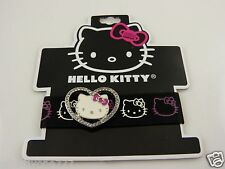 Hello Kitty bling  stretch nylon  bracelet  Sanrio