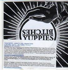 (CA444) Bitches / Yuppies, split single - 2011 DJ CD