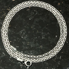 "Mariner 040-16"" 1.5mm 1.7 Gram Italian Link .925 Sterling Silver Chain 16"""