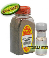 BLACK PEPPER GROUND, FRESH NATURAL PURE SPICES HERBS