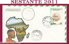 VATICANO FDC ROMA VIAGGIO PAPA GIOVANNI PAOLO II AFRICA  1980 (533)