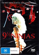 9-1/2 NINJAS - MICHAEL PEHNICIE - ANDEE GREY - DVD