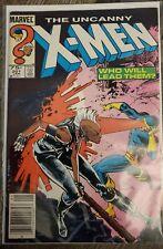X-Men 201 Canadian Price Variant