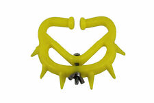 Yellow Plastic Calf Weaner Durable Adjustable Effective Economical Size Large
