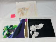 TRANSFORMERS JAPANESE BEAST WARS 2 II LIO CONVOY ANIMATION ART CELL LOT 244