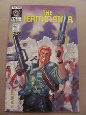 Terminator #12 NOW Comics 1988 Series Intro John Connor 9.2 Near Mint-