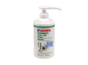 GEHWOL FUSSKRAFT Green Normal Skin Refreshing Balm 500ml