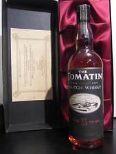 TOMATIN 1966  --  very old super RARE original bottling  --  over 25 y.o.