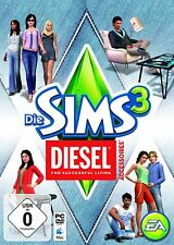Die Sims 3 Diesel-Accessoires Add-On (PC Nur Origin Key Download Code) Keine DVD