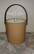 Vtg Morgan Bucket Brigade Ice Bucket