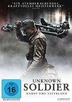 UNKNOWN SOLDIER - LOUHIMIES,AKU   DVD NEU