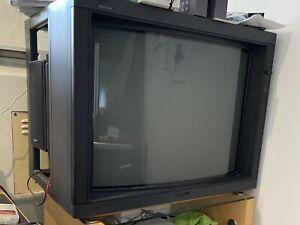 Sony Trinitron PVM-2730QM Professional  RGB  Retro Video Monitor  CRT