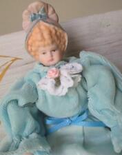 """~ Bonnet Head Bisque Doll Reproduction ~ Petite 10"""""""