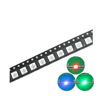 100pcs 1210(3528) SMD LED Diode Lights RGB Super Bright Lighting Bulb