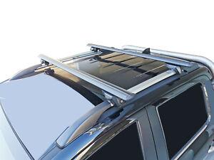 Alloy Roof Rack Cross Bar for GWM Cannon 2020-21 135cm Black