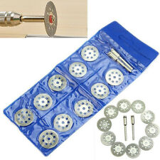 Rotary Tool Circular Saw Blades Dremel Mandrel Cutoff Cutting Wheel Discs Hot