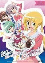 HAYATE THE COMBAT BUTLER: SEASON 4 - DVD - Region 1 - Sealed