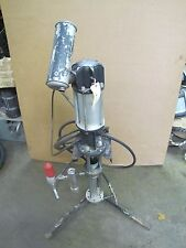 USED ARO AIR PNEUMATIC PISTON PUMP 650462