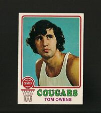 9092* 1973-74 Topps # 189 Tom Owens NM