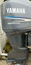 Yamaha F250 Fourstroke. Outboard year 2006 long shaft in excellent shape