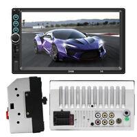 "Touchscreen 2Din Kfz MP5 Radio Dashradio 7"" HD Stereo Bluetooth Player FM USB 1x"