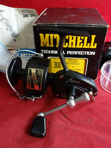STUNNING UNFISHED BOXED ARCA MITCHELL 300 SPINNING WITH BENGALE LABEL