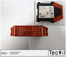 Relais de sécurité TELEMECANIQUE XPSAF5130 PREVENTA | Security relay