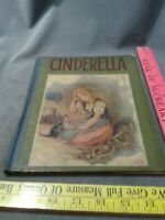 Cinderella - Ali Baba or the Forty Thieves Saalfield Publishing Co. 1922