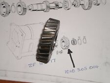 ZF S5-17 Intermediate Reverse Gear 1010 305 014 for ZF 5 Speed Gearbox