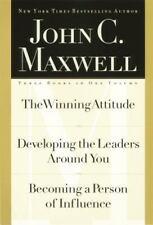 John C. Maxwell, Three Books in One Volume: The Winning Attitude/Developing the