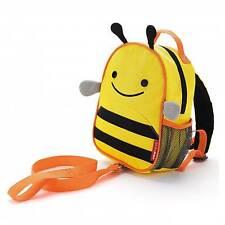 Skip Hop Zoo-let Toddler / Child Backpack / Daysack Bag With Reins - Bumblebee