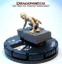 Heroclix the two towers #006 sméagol Lord of the rings