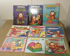 10 garfield books