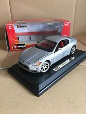 BBURAGO star MASERATI GRAN TURISMO granturismo 1/24 photo nella description