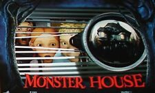 MONSTER HOUSE - Lobby Cards Set - Animation - Spielberg