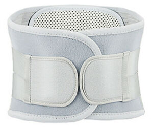 Medical Grade Lower Back Brace, Lumbar Back Support Belt for Back Pain Relief UK