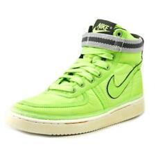 Scarpe verdi sintetici marca Nike per bambini dai 2 ai 16 anni