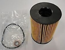 Mahle OX353/7D Oil Filter for BMW 6 7 X5 X6 OE 11427580676 11427583220