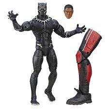 """MARVEL LEGENDS 6"""" BLACK PANTHER CAPTAIN AMERICA CIVIL WAR GIANT MAN BAF"""