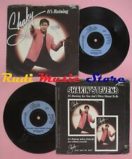 LP 45 7'' SHAKIN STEVENS It's raining You and i were meant to be  no cd mc dvd