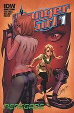 Danger Girl Renegade #1A, J. Scott Campbell Cover, NM 9.4, 1st Print, 2015